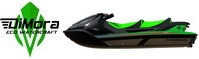 DiMora Eco Watercraft - Zero pollution electric jet-skis
