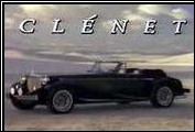 Clenet Coachworks produced this television commercial for the dealer network in 1985.