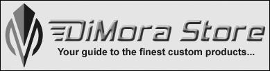 The DiMora Store Logo